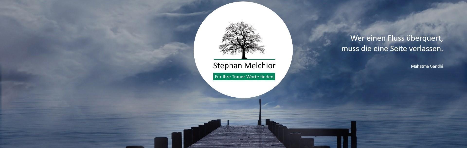 Stephan Melchior Logo